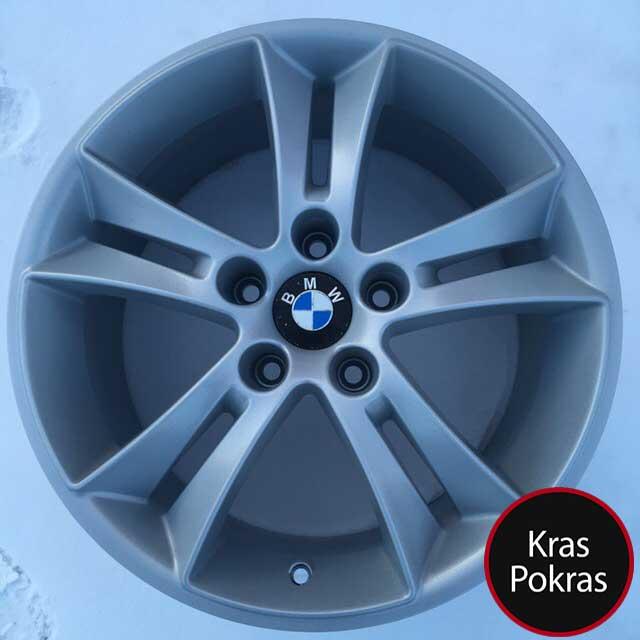 покраска дисков на BMW